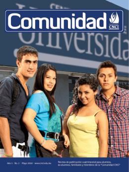 COMUNIDAD CNCI - Universidad CNCI