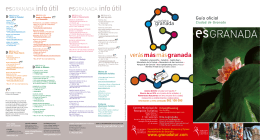 GUIA EN PDF - Granadatur