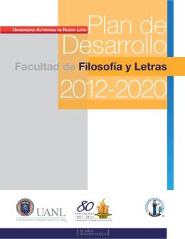 Facultad de Filosofía y Letras - Transparencia