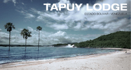 TAPUY LODGE - Cacao Travel Group