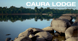 CAURA LODGE - Cacao Travel Group