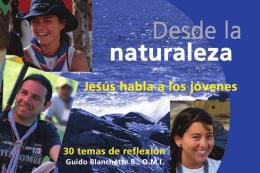 Desde la naturaleza Jesús