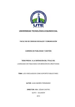 Repositorio Digital UTE - Universidad Tecnológica Equinoccial