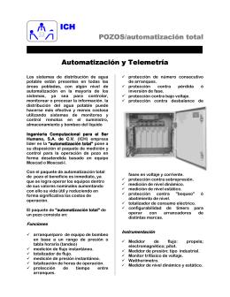 Folleto en formato PDF - Ingeniería Computacional para el Ser