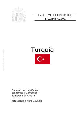 Turquía - Fedeto.es