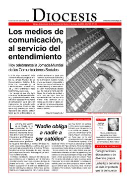 Diócesis Málaga Nº 397