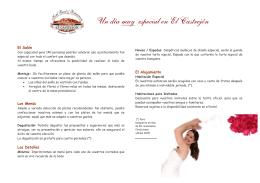 Bodas y Banquetes en El Castrejon