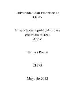 Apple Tamara Ponce 21673 Mayo de 2012