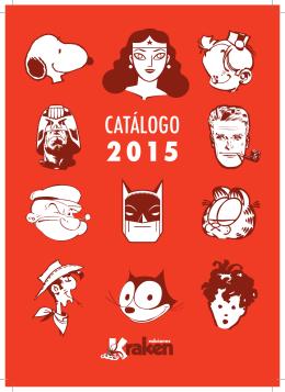CATALOGO KRAKEN 2015.indd