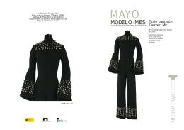 MODELO MES - Museo del Traje