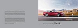 La nueva generación de la Clase SL - Mercedes-Benz