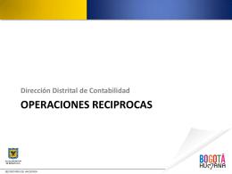 Casos Particulares - Secretaría de Hacienda Distrital