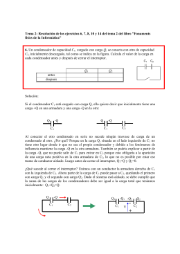 Tema 2: Resolución de los ejercicios 6, 7, 8, 10 y 14 del tema 2 del