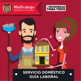 Cartilla - Servicio Doméstico Guía Laboral