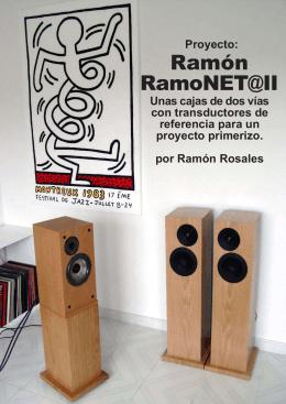 Ramón RamoNET@II - Matrix-HiFi