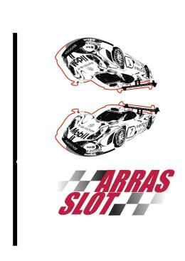 R.D. Pista - Arras Slot