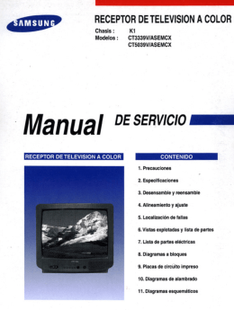 1-1 Precauciones de seguridad - Diagramasde.com