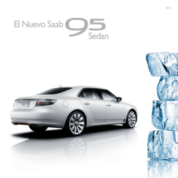 Sedan El Nuevo Saab