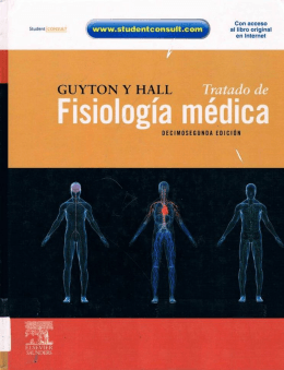 La Célula y la Fisiología General.