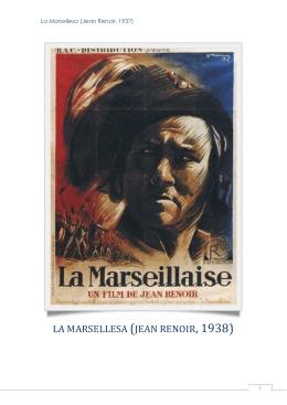 LA MARSELLESA (JEAN RENOIR, 1938)