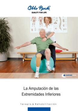 Terapia y rehabilitacion de Miembro Inferior