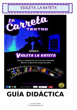 Guia Didáctica VIOLETA, LA RATETA