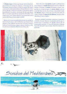 Sonidos del Mediterráneo: Ruta Fonoteca