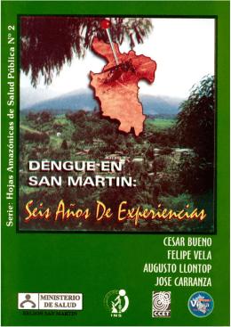 Dengue en San Martin - Centro Panamericano de Ingeniería
