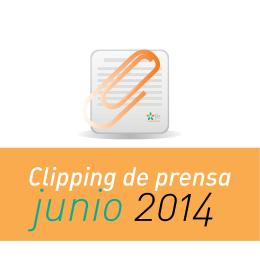 Junio 2014 - Fondo Esperanza