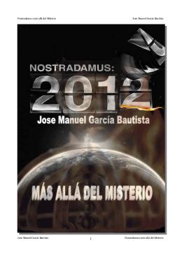 Nostradamus Más allá del Misterio