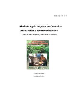 Almidon Yuca