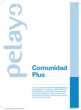 Comunidad Plus
