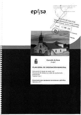 ept¡sa - planeamento urbanístico de Galicia