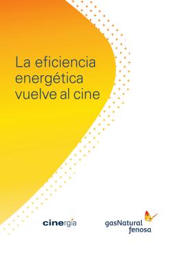 La eficiencia energética vuelve al cine - Sala de prensa