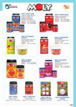 Lucero Web Peces 11-12 - Distribuciones Lucero