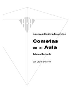 """Cometas en el Aula (""""Kites in the Classroom"""" por AKA)"""