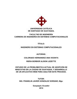 universidad católica de santiago de guayaquil facultad de ingeniería