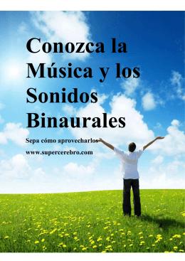 Qué es la música binaural - Lectura Veloz, Super Lectura y