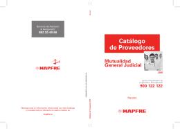 Cuadro medico Mapfre MUGEJU NAVARRA