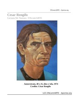 Cesar Rengifo - diversidad cultural
