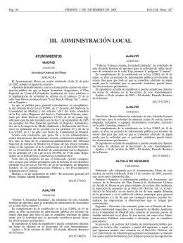 ordenanza reguladora de la publicidad exterior. bocm 287 de 2 de