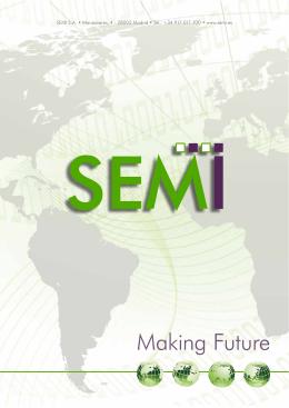 Presentación General SEMI (2013) (Español)