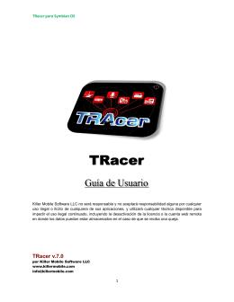 TRacer v.7.0