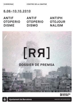 Antifotoperiodisme - Ajuntament de Barcelona