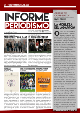 PERIODISMO - WordPress.com