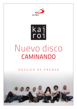 CAMINANDO - Portal de Musica SAN PABLO