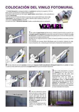 instrucciones colocación fotomural.cdr