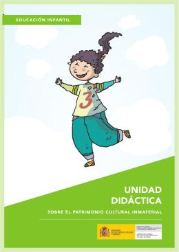 Unidad didáctica para Educación Infantil