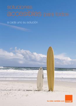 catálogo soluciones accesibles 2012