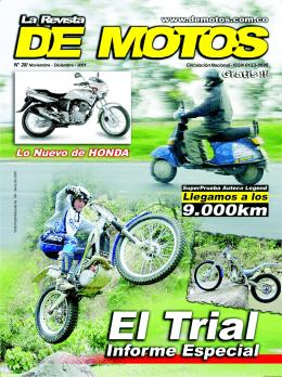 Gratis !! Gratis !! - La Revista De Motos